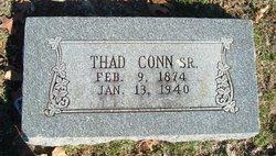 Thad Conn, Sr.