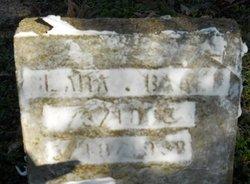 Clara Matilda <i>Rice</i> Baker