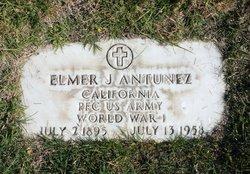 Elmer J Antunez