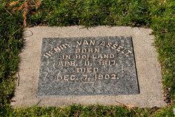 Henry Van Asselt