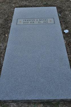 Francis A. L. <i>Aman</i> Banks
