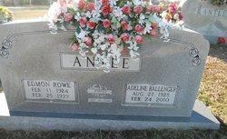 Adeline <i>Ballenger</i> Antle