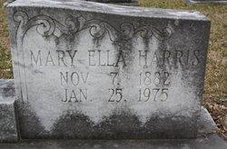 Mary Ella <i>Harris</i> Byrd