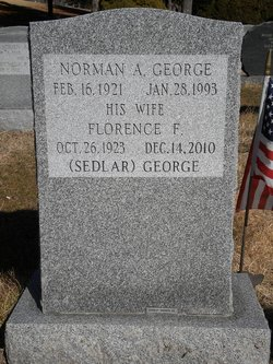 Florence F <i>Sedlar</i> George