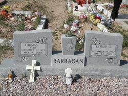 Thomas V. Rudy Barragan