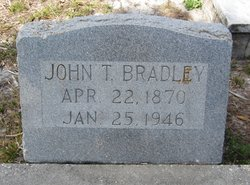 John T Bradley