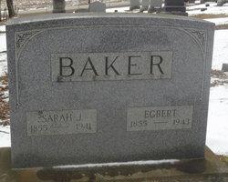 Egbert D Baker