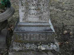 Mary Ann <i>Outcalt</i> Gulick