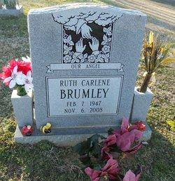 Ruth <i>Garner</i> Brumley