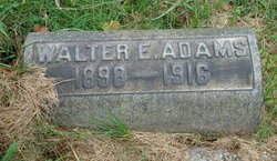 Walter E. Adams