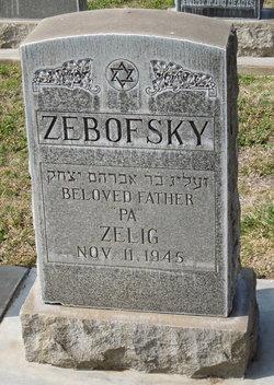 Zelig Zabofsky