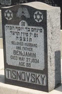 Benjamin Tisnovsky