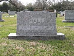 Clara Belle <i>Stone</i> Hall