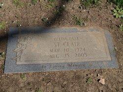Zelda Faye <i>Milton</i> St. Clair