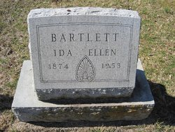 Ida Ellen <i>Fulford</i> Bartlett
