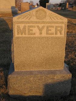 Minnie E. <i>Leimbach</i> Meyer