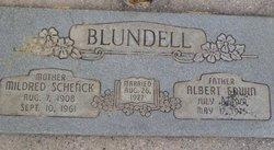 Mildred <i>Schenck</i> Blundell