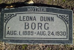 Leona <i>Dunn</i> Borg