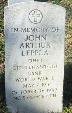 John Arthur Leppla