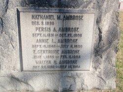 E Gertrude Ambrose