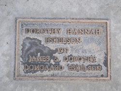 Dorothy Hannah Eskelson