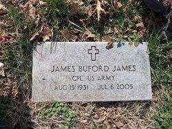 James Buford James