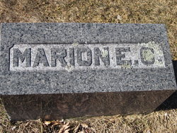 Marion Elsie <i>Center</i> Adams