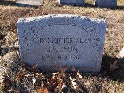 Christopher Alan Jackson