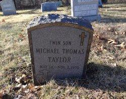 Michael Thomas Taylor