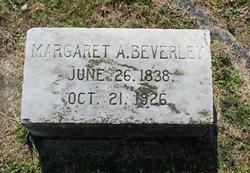 Margaret Ann <i>Gayle</i> Beverley