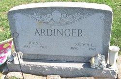 Sylvia Irene <i>Bowers</i> Ardinger