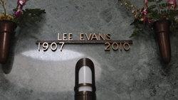 Walter Lee Evans