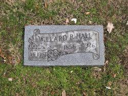Willard B Hall