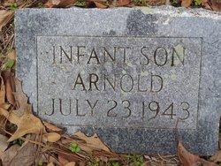 infant son Arnold