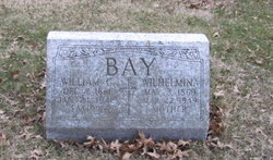 William Gottlieb Bay, Jr