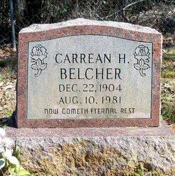 Carrean H. Belcher