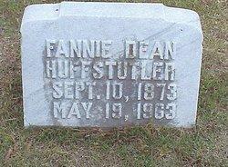 Fannie Rosella Dean