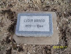Lydia Brand