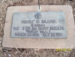 Henry Brand