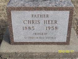 Chris Heer