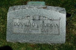 Donald O. Van Orman