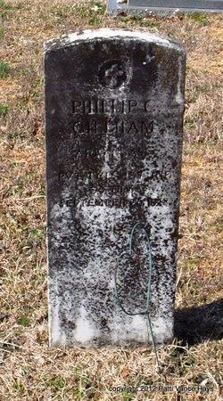 Phillip G. Gillham
