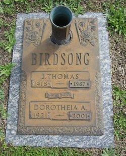 James Thomas Tommy Birdsong