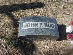 John F Hug
