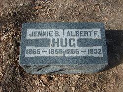 Virginia Belle Jennie <i>Soden</i> Hug