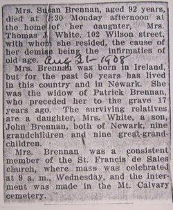 Susan <i>Cronin</i> Brennan