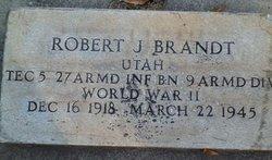 Robert J Brandt