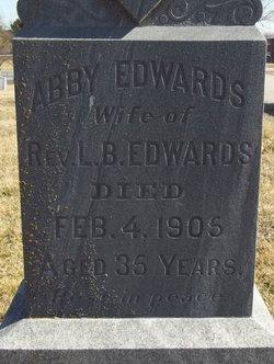 Abina E Abby <i>Keleher</i> Edwards