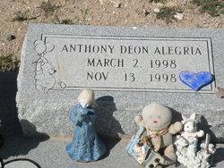 Anthony Deon Alegria