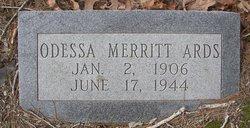 Odessa <i>Merritt</i> Ards